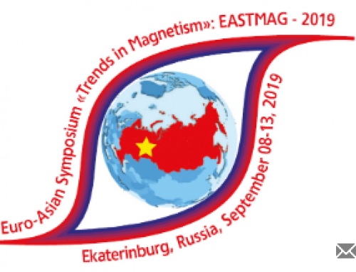 "EASTMAG-2019. VII Euro-Asian Symposium ""Trends in Magnetism"""